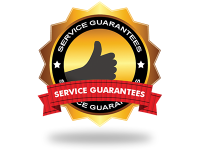 Our Service–level Warranties